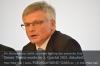 Müller (MVV) gibt gerne politische Statements ab. Foto: Peter Gaß