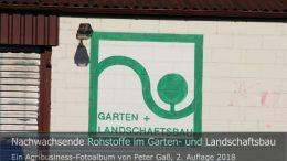"""Titelbild Agribusiness Fotoalbum """"Nachwachsende Rohstoffe im Garten- und Landschaftsbau"""". Foto: Peter Gaß"""
