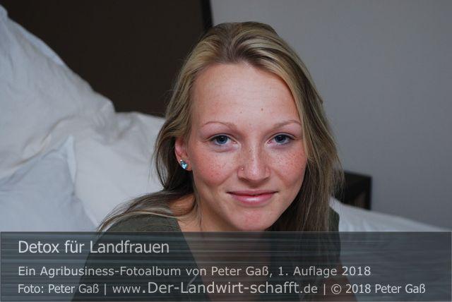 """Titelbild Agribusiness Fotoalbum """"Detox für Landfrauen"""". Foto: Peter Gaß"""