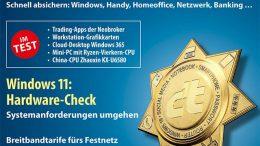 Digitalisierung: Security-Checklisten 2022. Coverabbildung: Heise Gruppe GmbH & Co. KG